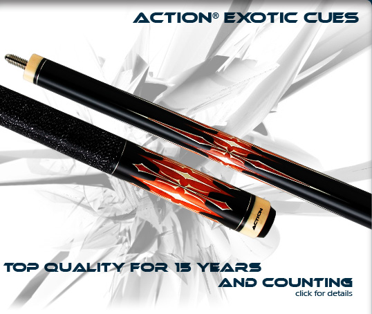 Action Exotic Cues